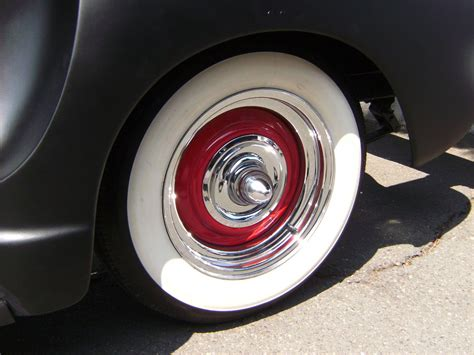 For Sale: old school style chrome bullet center caps for