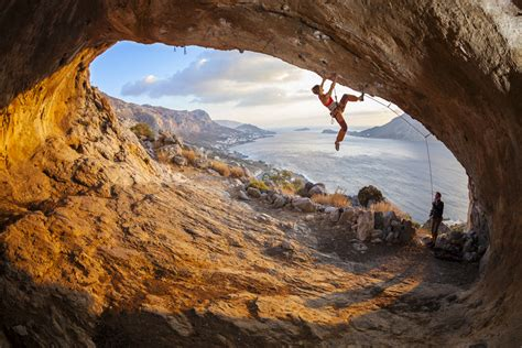 Train Like a Rock Climber to Take Your Fitness to the Next