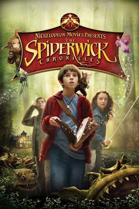 The Spiderwick Chronicles Movie Trailer, Reviews and More