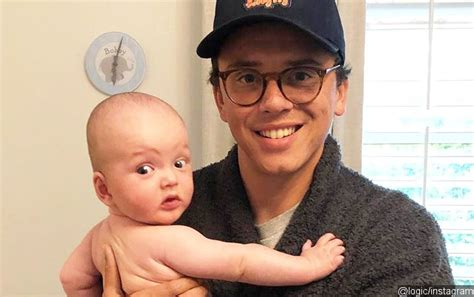 Logic Introduces His Son Named 'Little Bobby' and His