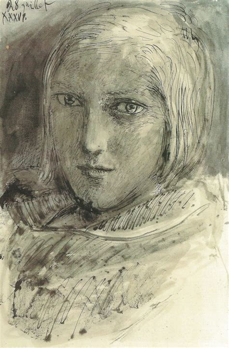 pinkpagodastudio: Pablo Picasso--The Muse, Marie-Therese