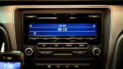 How To: Streaming Bluetooth Audio with VW RCD 310 Stereo