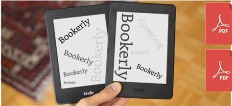 Try These 8 Strategies to Quickly Convert Kindle to PDF