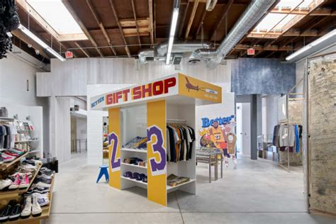 Inside the New Dover Street Market Los Angeles - Fashionista