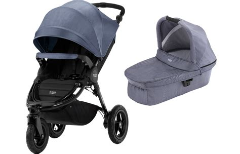 Britax Pushchair B-Motion 3 Plus including Canopy Pack and