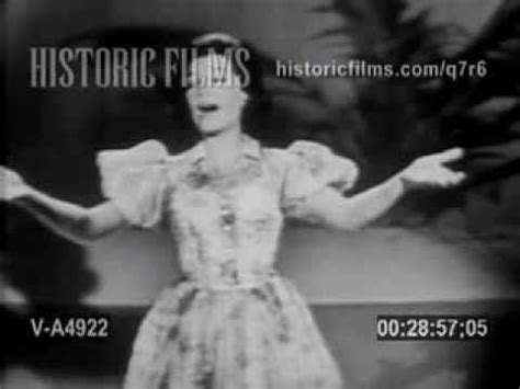 Connie Francis - the Sing Along album 1961 - commercial