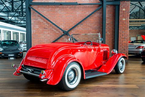 1932 Ford Deuce Roadster Hot Rod - Richmonds - Classic and