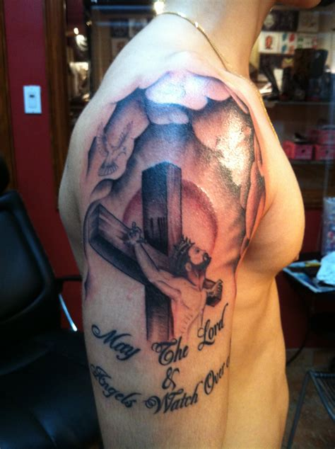 Religious Tattoos Designs, Ideas and Meaning   Tattoos For You