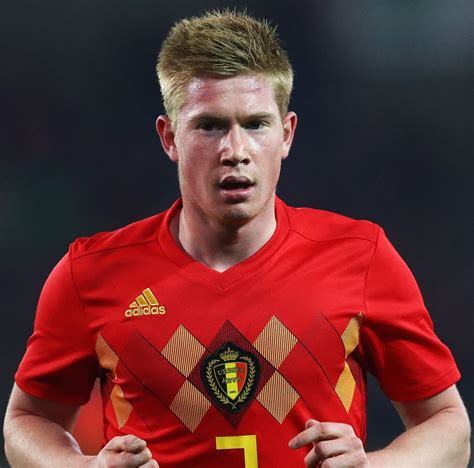 Kevin De Bruyne Height, Weight, Age, Biography, Family
