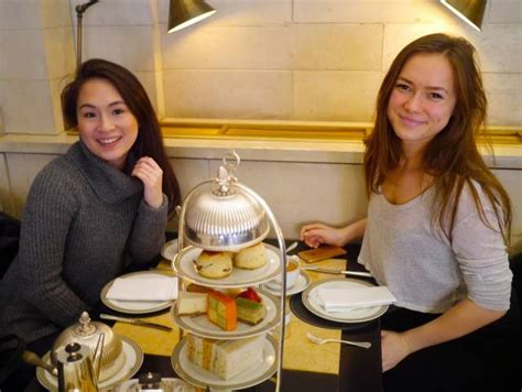 Afternoon Tea at The Wolseley, London - PrettyHungry