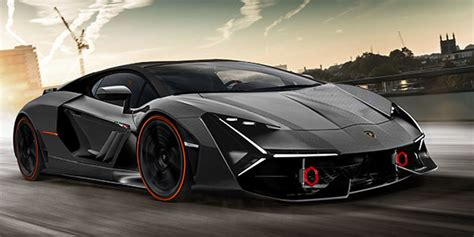 Lamborghini project LB48H will be a hybrid - the STORY on