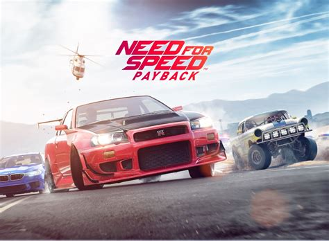 Need for Speed Payback out November, deluxe edition gives