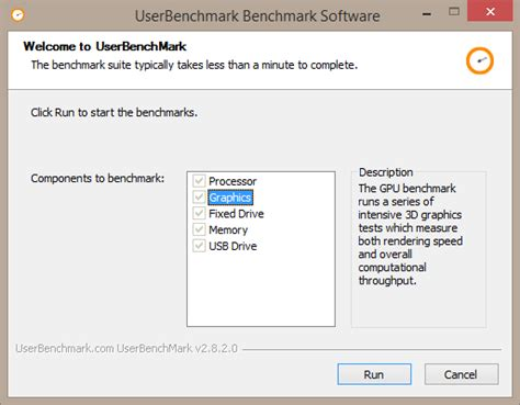 UserBenchmark: GPU Speed Test Tool - Compare Your PC