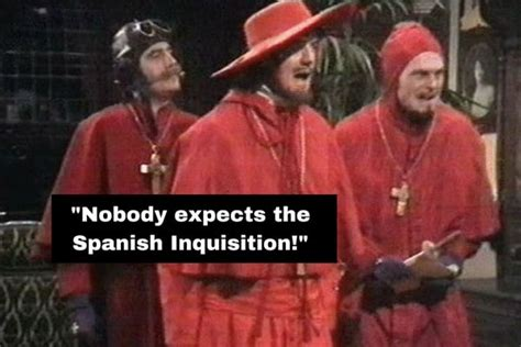 49 of Monty Python's most absurdly funny jokes and quotes