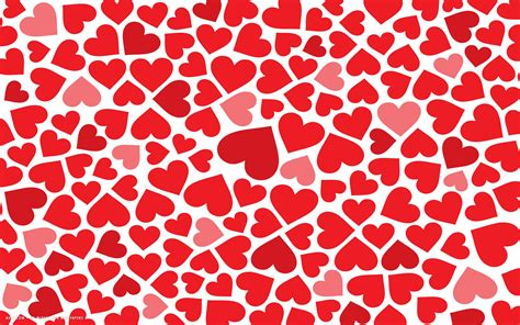 hearts animal print red small pattern texture hd