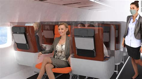 What economy class could look like after virus | CNN Travel
