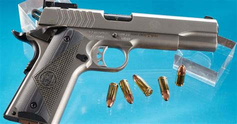 Test: Ruger SR1911 Target in 9mm | all4shooters