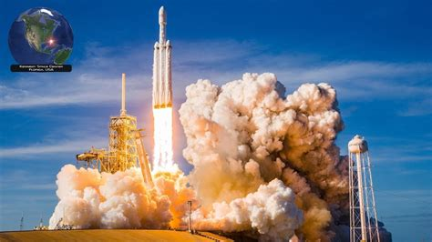 SpaceX Falcon Heavy, all 3 cores landed! Successful launch