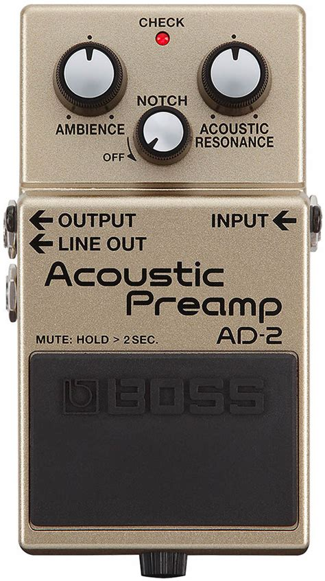 Best Acoustic Preamp Pedal Guide - 2020   Gearank