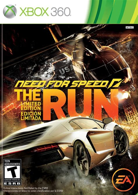 Need for Speed: The Run - Xbox 360 - IGN