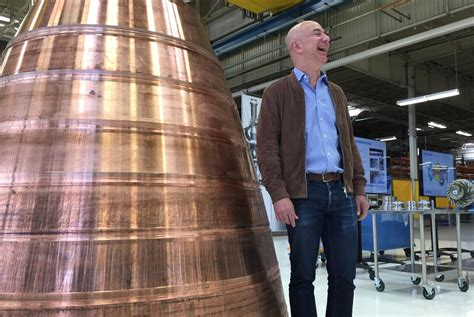 Jeff Bezos Company Planning Human Test Space Flights by