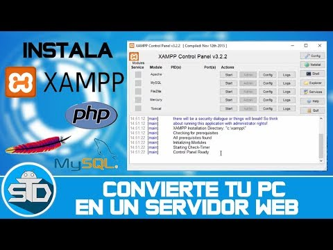 How to Install XAMPP for Windows - wikiHow