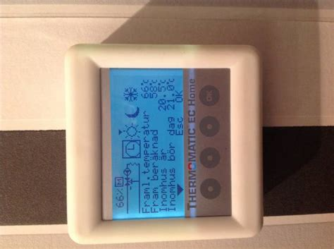 Thermomatic EC Home | Byggahus