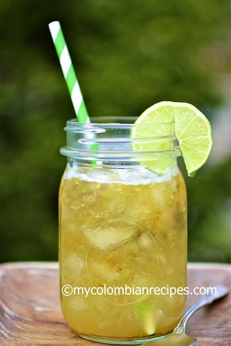 10 Tasty and Simple Cold Drinks | My Colombian Recipes