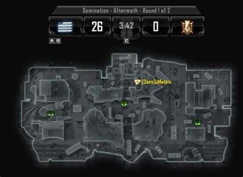 Black Ops 2 Nuketown Zombies Map Layout | COD Zombies