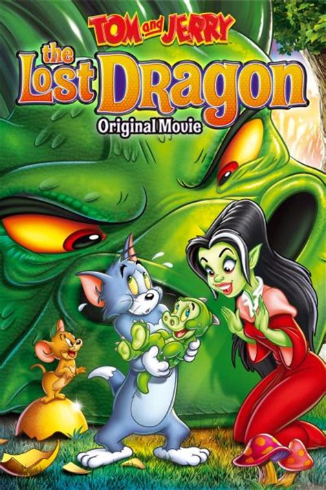 Tom and Jerry and the Lost Dragon DVD | Zavvi