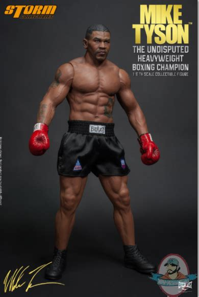 Storm Collectables 1/6 Mike Tyson The Undisputed