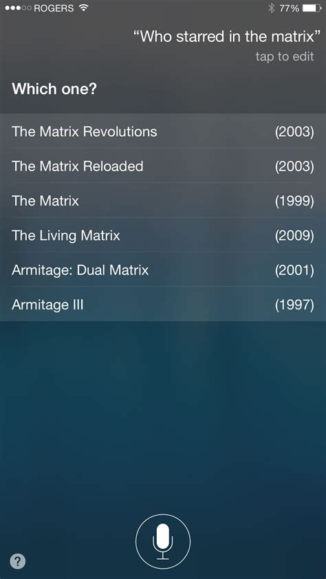 Secret Siri commands: Cool questions you can ask right now