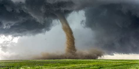 Why the US has more tornadoes than anywhere else in the