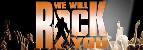 We Will Rock You - Theatrical Rights Worldwide