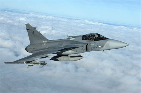 Czech Air Force takes over surveillance of Icelandic