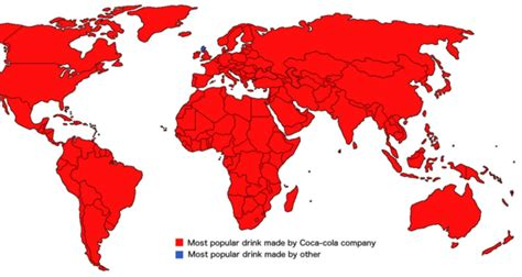 This map shows Scotland is the only country in the world