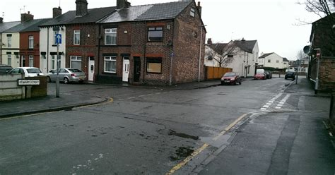 Teenager punched and stamped on during Widnes street