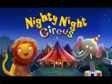 Nighty Night Circus - official trailer! - YouTube