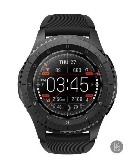 COCKPIT - Watch face for Samsung Gear S3 / S2
