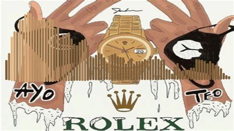 Ayo and Teo - Rolex (Bass Boosted) - YouTube