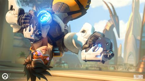 Tracer Overwatch Action Wallpapers   HD Wallpapers   ID #17760