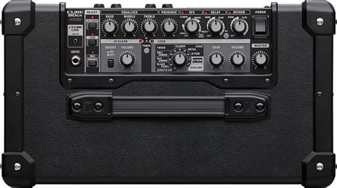 CUBE-GX Guitar Amps with iOS Connectivity - Roland U