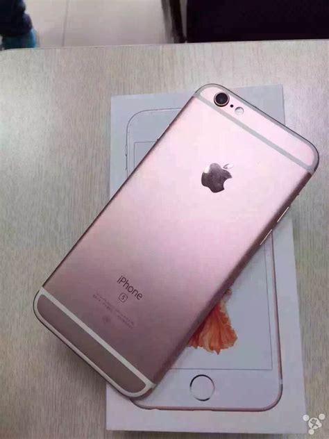 Rose Gold Colored iPhone 6s Shown Off [Photos] - iClarified