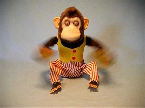 Cool Vintage Monkey Toy With Banging Cymbals - YouTube