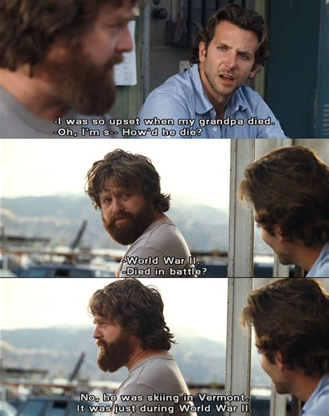 The Hangover quotes – MOVIE QUOTES