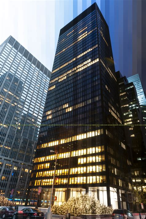Seagram Building / The Superslice