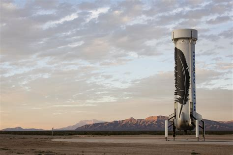 Blue Origin Launches and Lands Recovered Rocket – TechCrunch