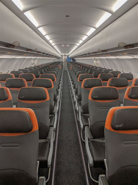 First Look: JetBlue's New Airbus A320 Cabin (+Photos