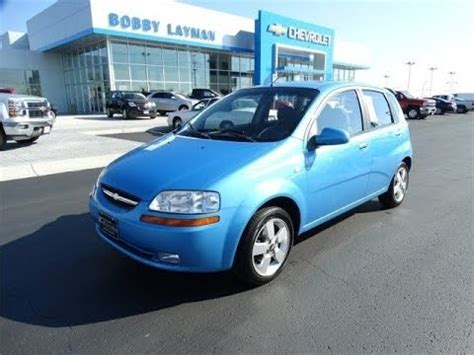 2006 Chevrolet Aveo LT Review - Find Used Cars At Bobby