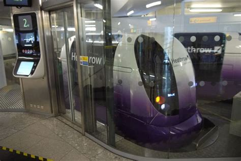 Heathrow Rolls Out Driverless Pods | Londonist